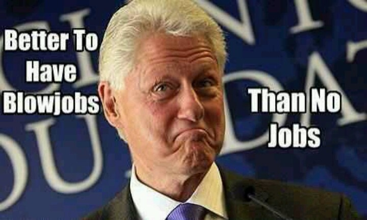 Bill clinton blow job commit