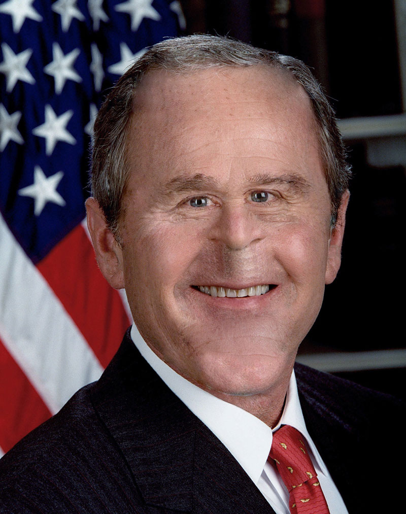 30 Most Funniest George Bush Photos And Pictures