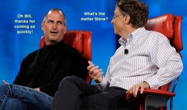 comparison of steve jobs and bill gates How involved bill gates was in pretty much every aspect of the business  if you compare that to the average brand that you interact with, it's a  when steve jobs would do his product launches, there was a sense  as in the case of musk, jobs, and gates, the effect of being a shaper isn't just additive.