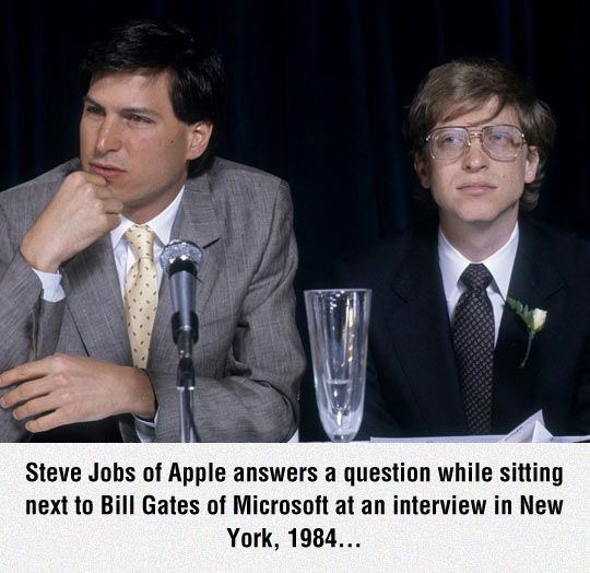 40 Very Funny Bill Gates Photos And Images