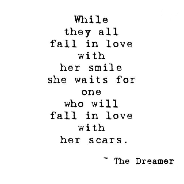 While they all fall in love with her smile, she waits for ...