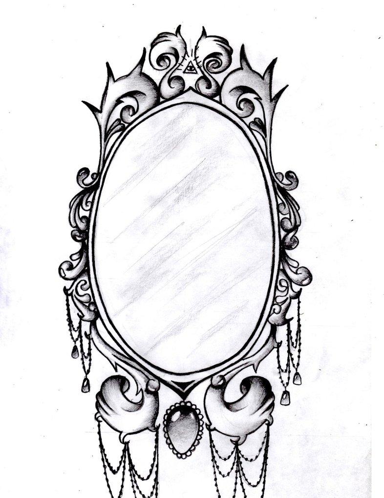 Oval Frame Tattoo Design Oval Frame Tattoo Design U Nongzico