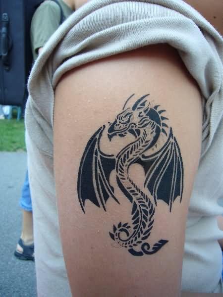airbrush tattoo dragon tattoos sleeve half