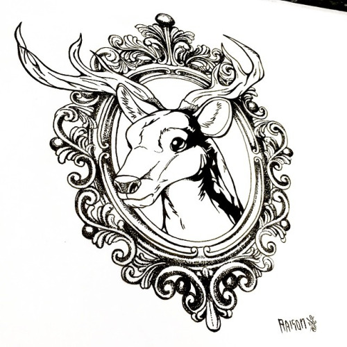 35+ Awesome Frame Tattoo Designs