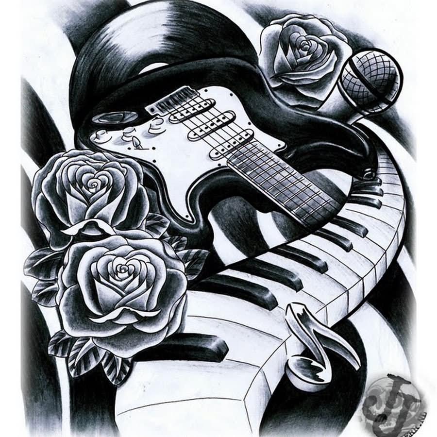 Music tattoo designs tattoo ideas pictures tattoo ideas pictures - Music Tattoo Designs Tattoo Ideas Pictures Tattoo Ideas Pictures 43