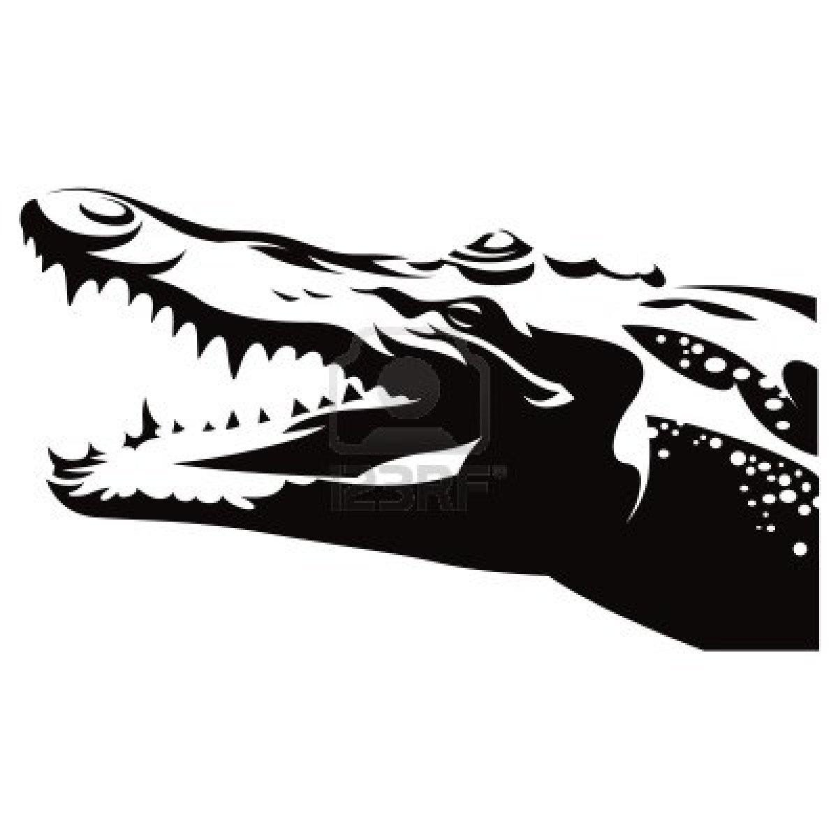 35+ Awesome Alligator Tattoo Designs