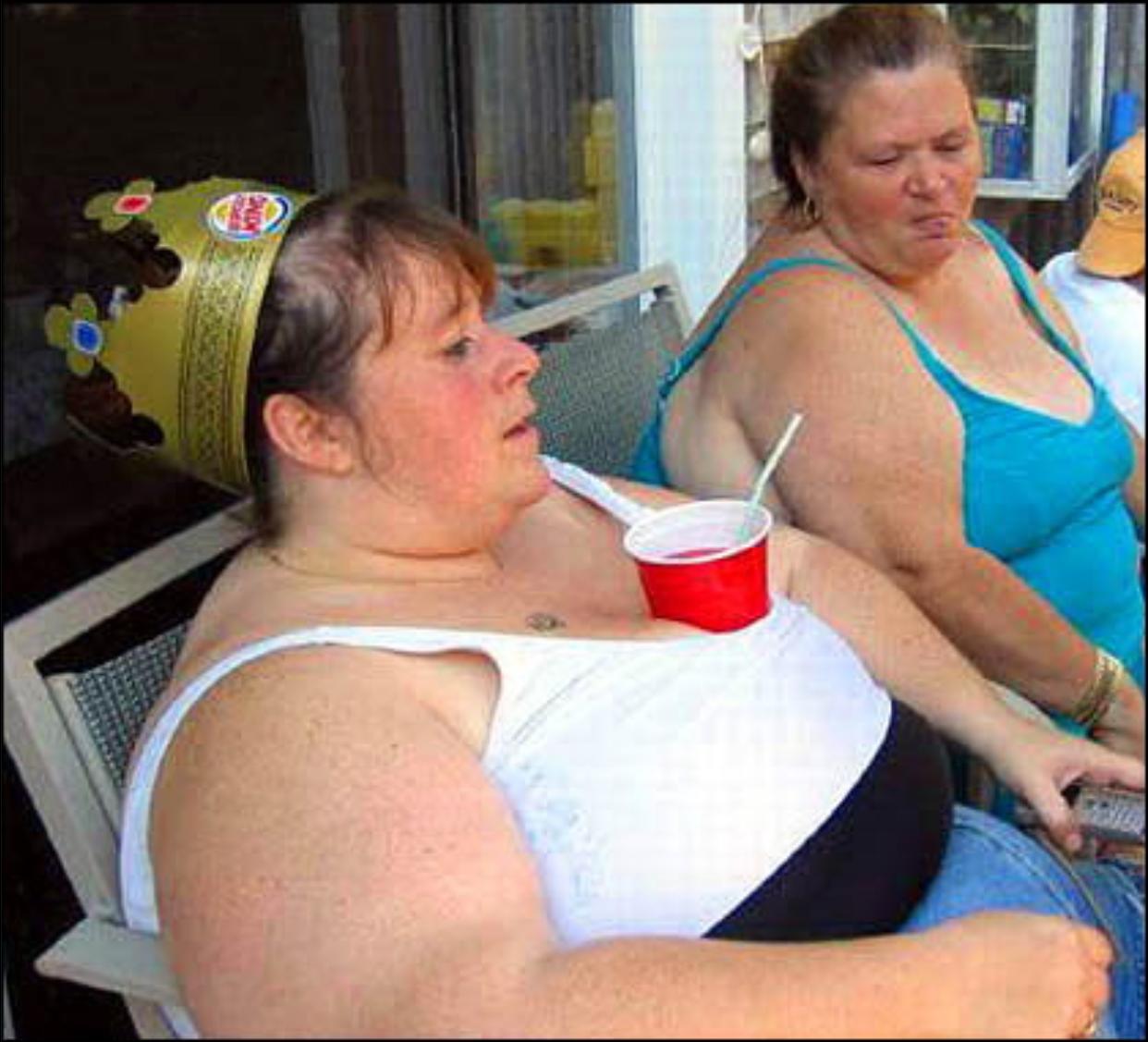 Толстые и голые девочки 4 фотография