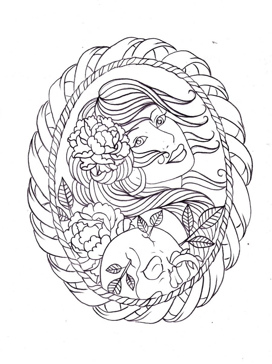 35 Awesome Frame Tattoo Designs