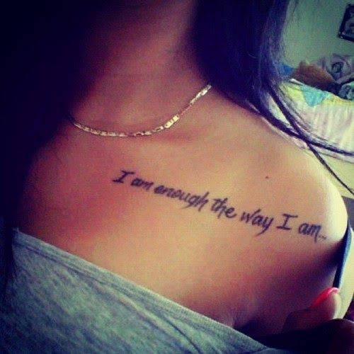 50 Inspirational Quotes Tattoo
