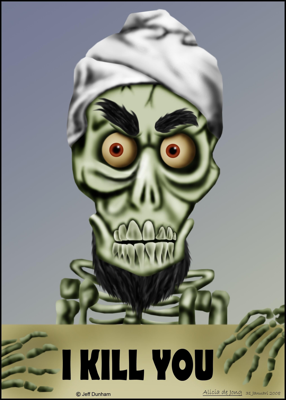 kill you skeleton for - photo #2