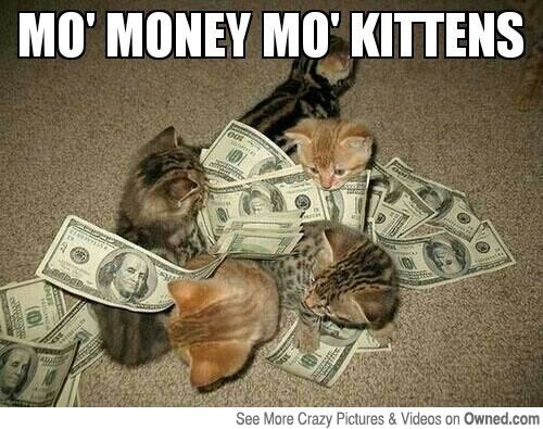Funny Money Memes: 50 Most Funny Money Pictures And Images