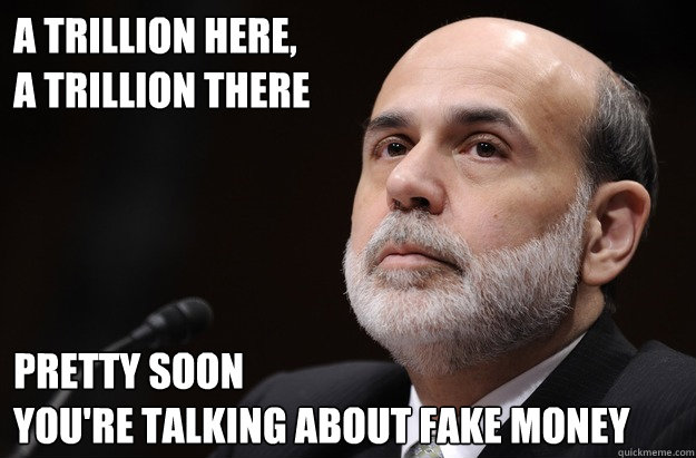 Funny Memes When You Re Sick : You are talking about fake money funny meme image