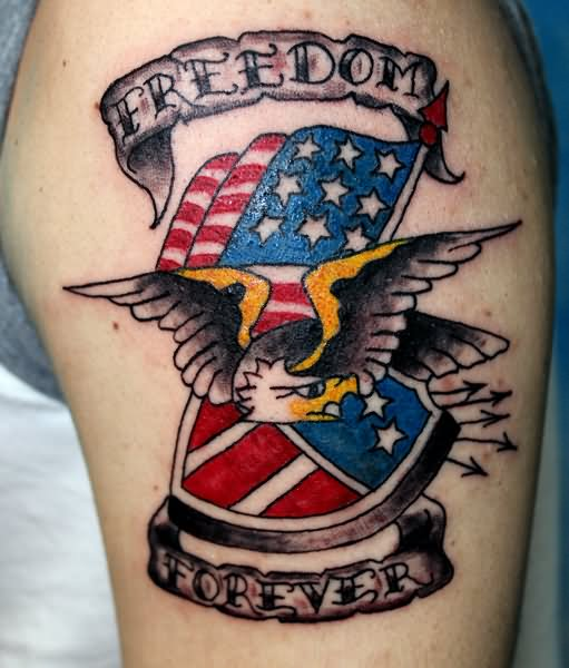 100 incredible american tattoos for Best traditional tattoo artists