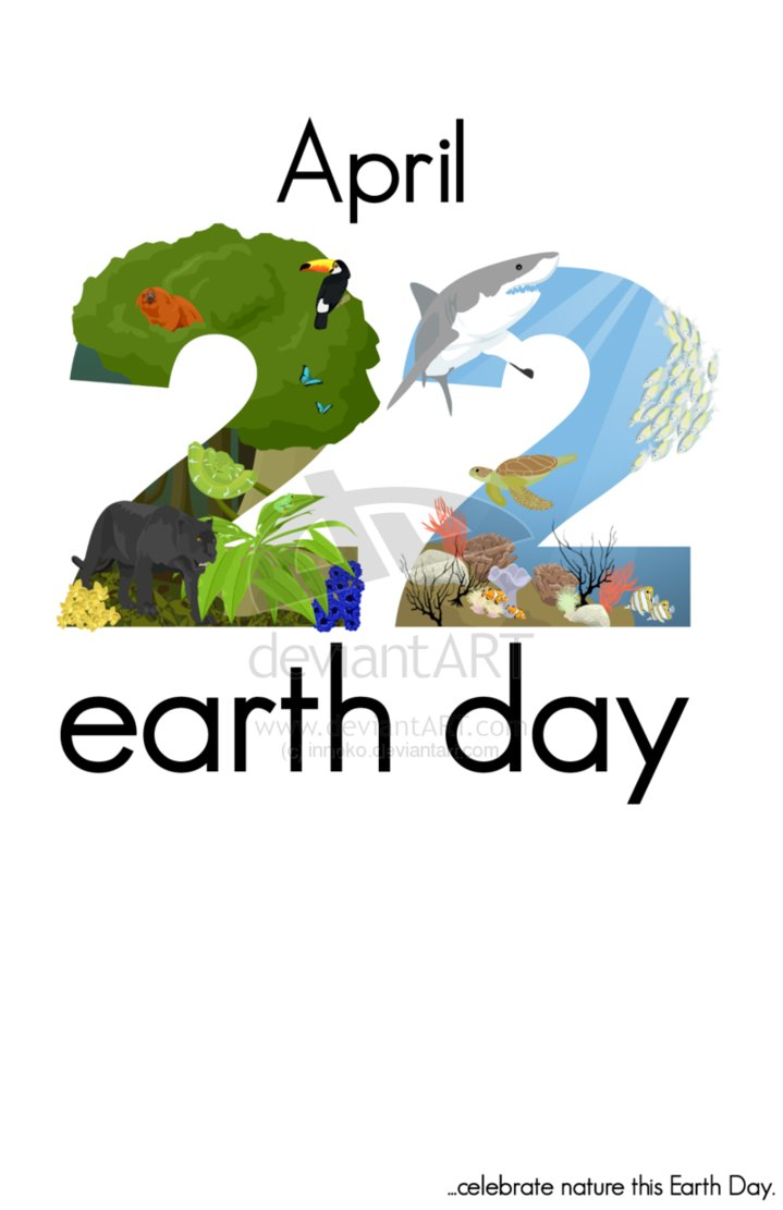 april 22 earth day The first earth day was celebrated on april 22, 1970 earth day originated in the  us but became recognized worldwide by 1990 on earth day 2009, disney.