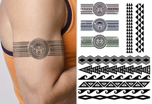 35 latest armband tattoo designs black sun in armband tattoo on right bicep urmus Image collections