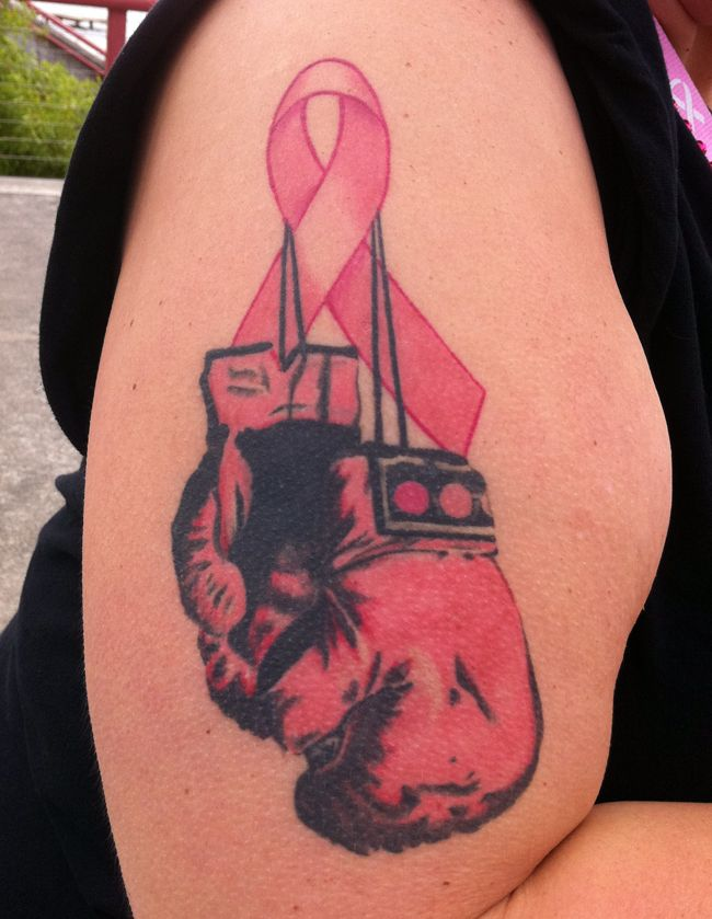 70 best cancer tattoos for Breast cancer tattoos for men