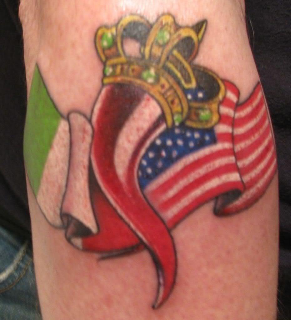 100+ Incredible American Tattoos