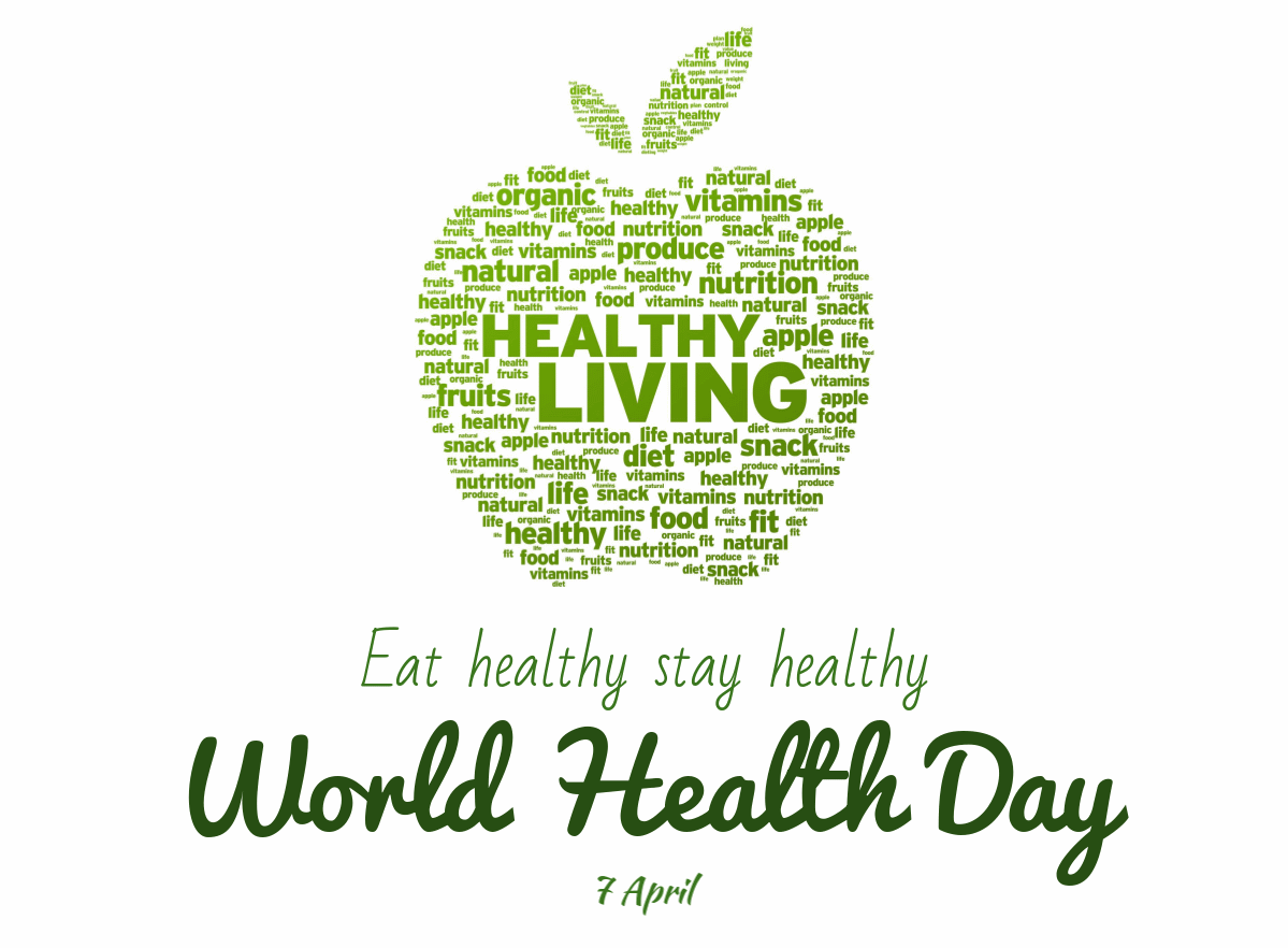 Eat Healthy Stay World Health Day 7 April