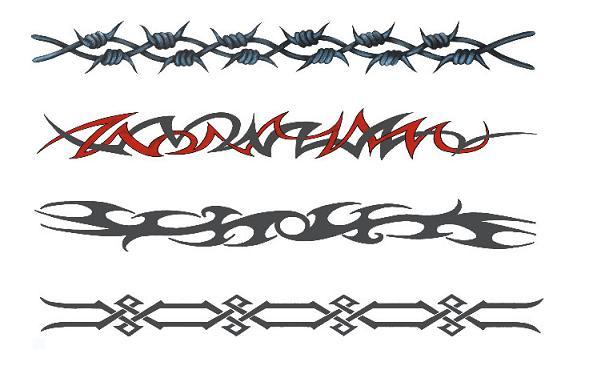 35 latest armband tattoo designs. Black Bedroom Furniture Sets. Home Design Ideas