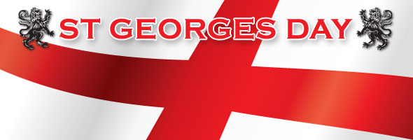 Saint Georges Day Header Image