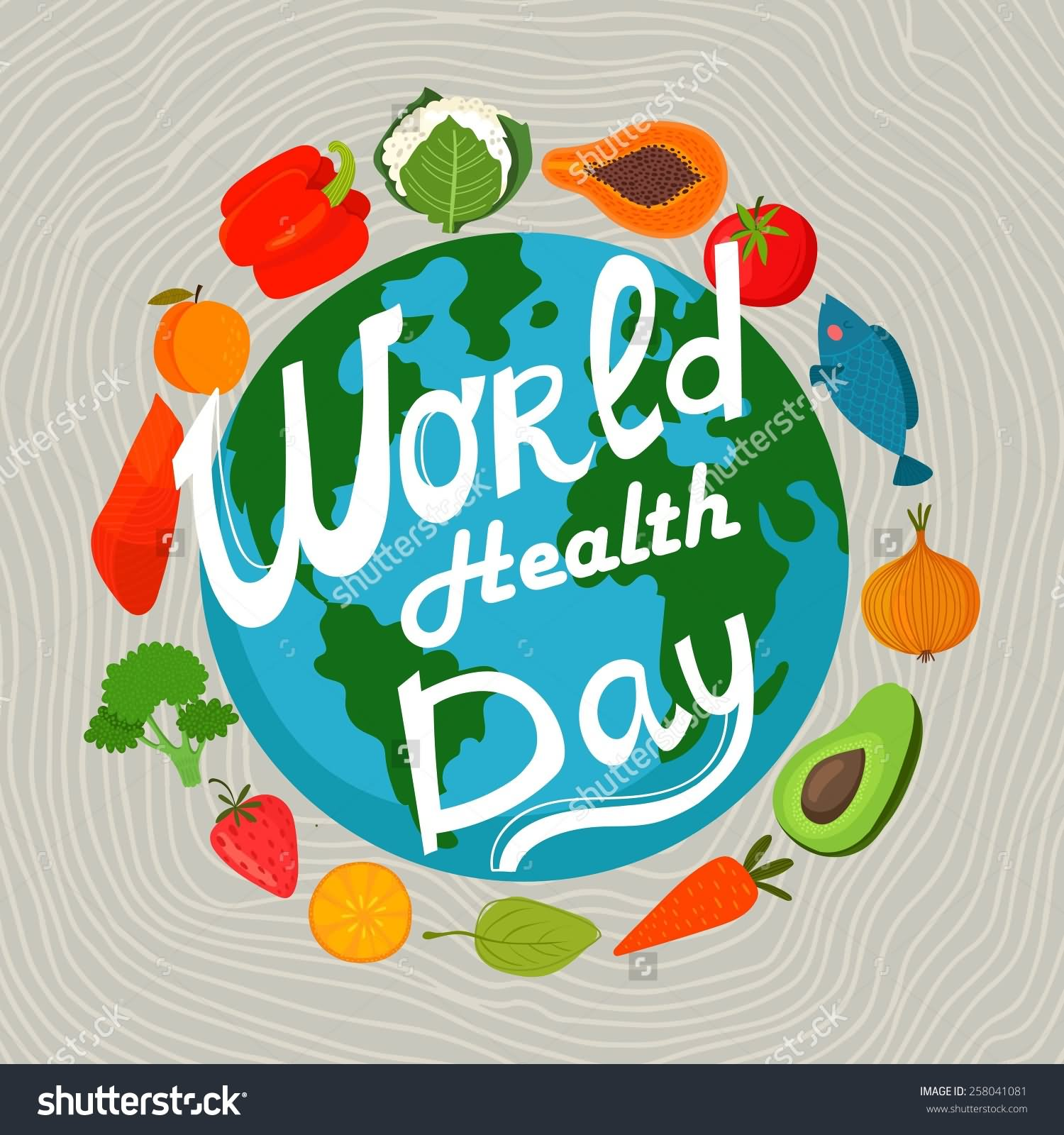 World Health Day Clipart