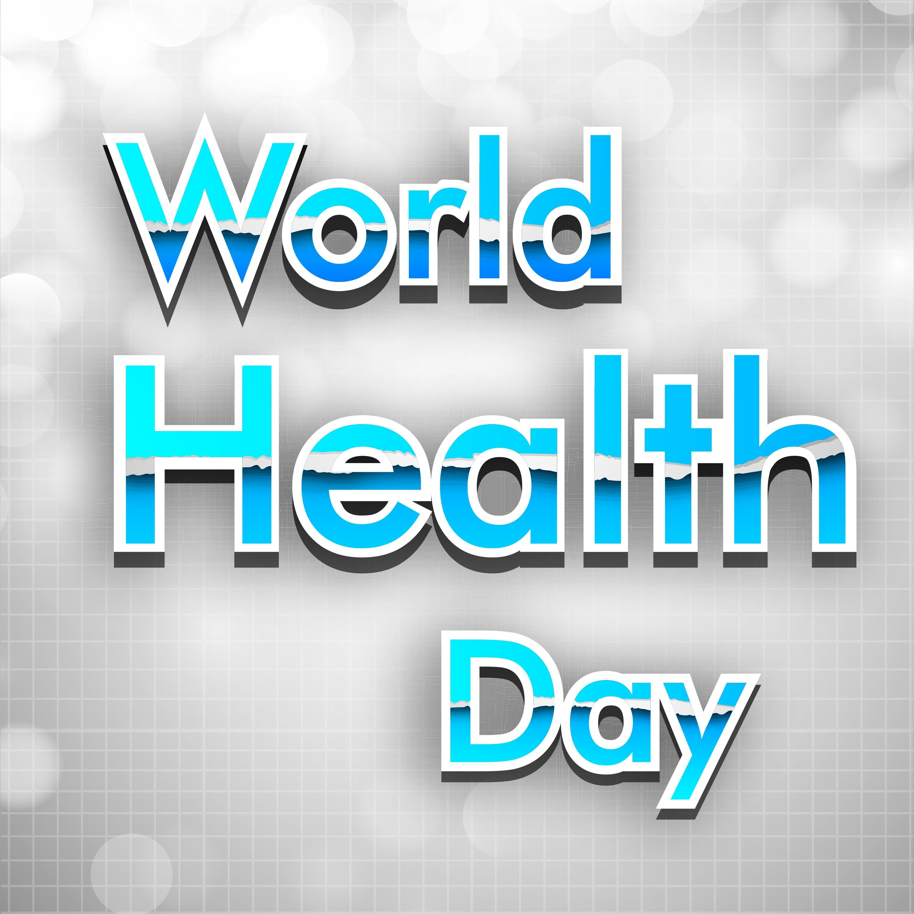 World Health Day Poster