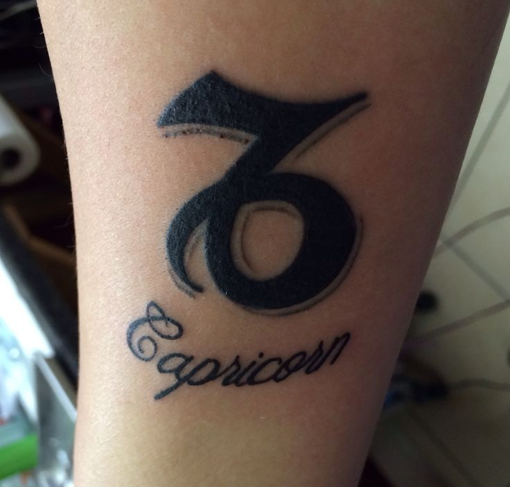 60+ Beautiful Capricorn Tattoos