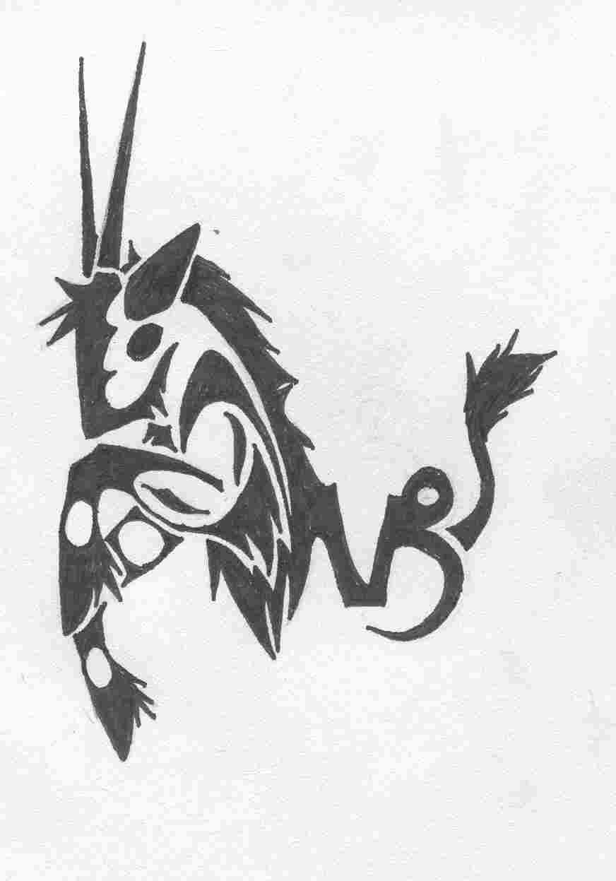 50 best capricorn tattoo designs for Capricorn goat tattoo