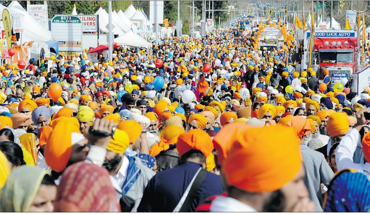 Image result for vaisakhi parade