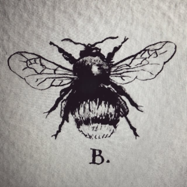 25+ Cute Bee Tattoo Designs