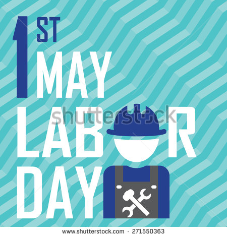 1st May Labour Day