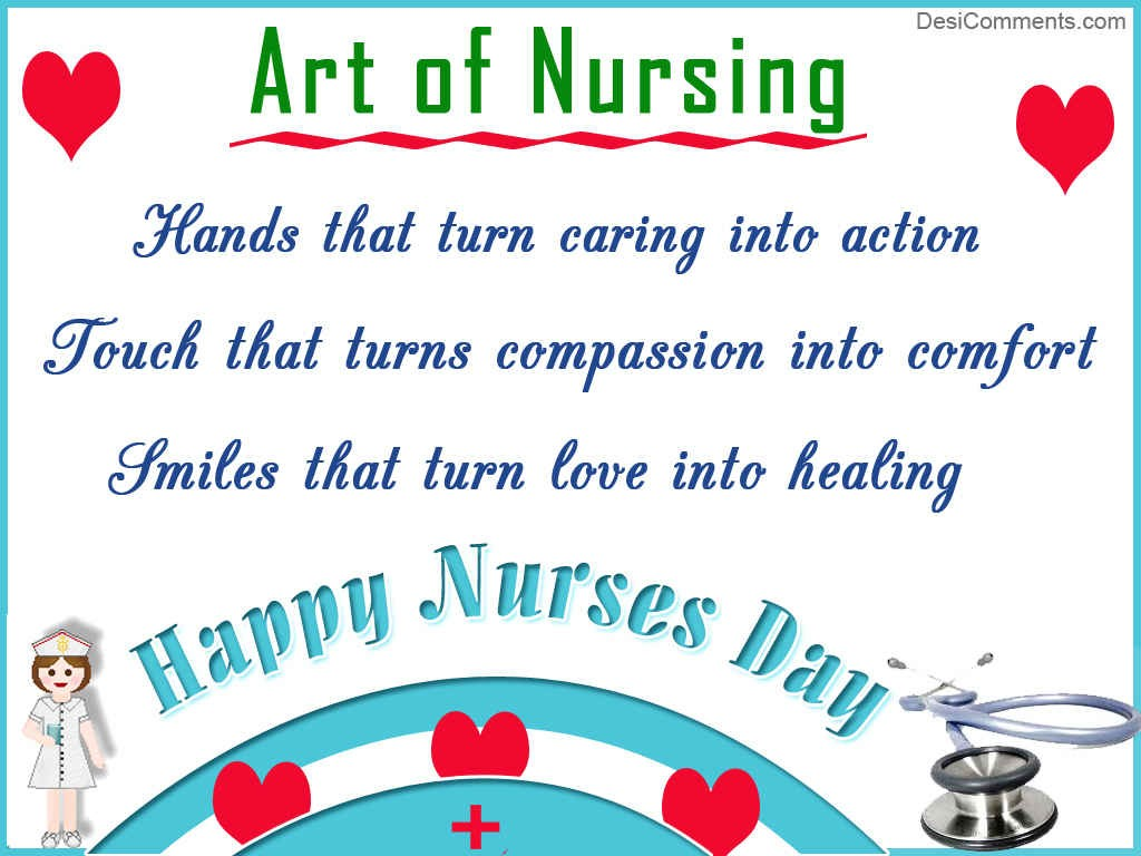 Nursing Quotes 30 Most Beautiful Nurses Day Wish Picture And Images