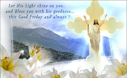 Wishes On Good Friday-Download Best Wishes For Friend & Family