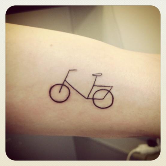 101+ Wonderful Bike Tattoos