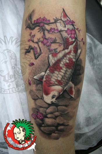 50 best carp fish tattoos. Black Bedroom Furniture Sets. Home Design Ideas