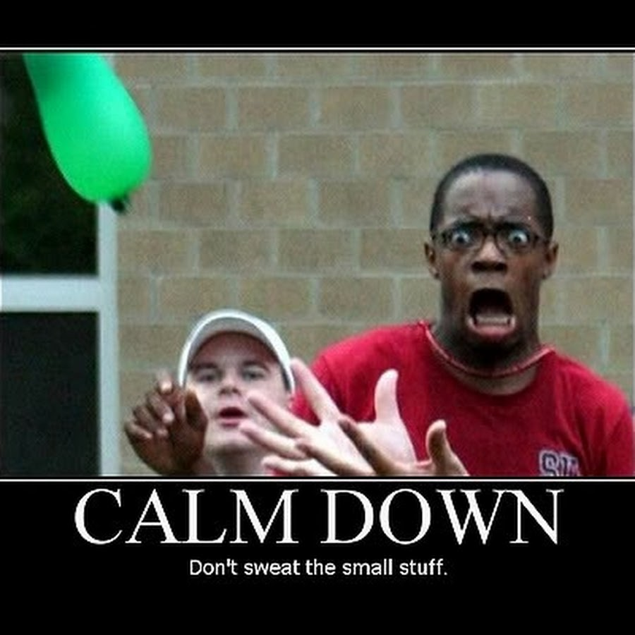 Dont Sweat The Small Stuff Funny Image 40 most funny sweat pictures and photos