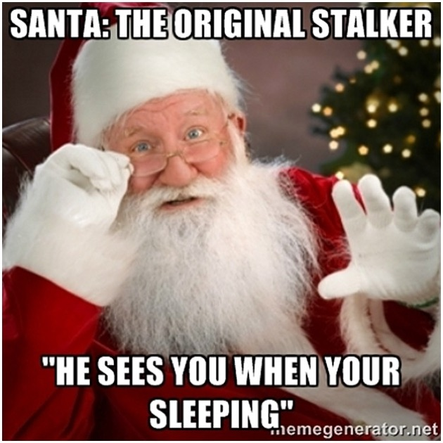 Funny Santa Meme Image - Free funny santa photos