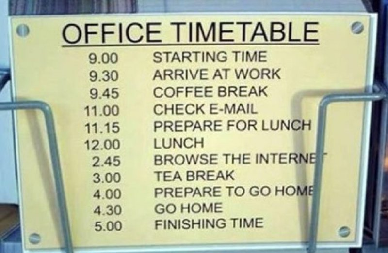 Funny Cartoon Office Meme : 50 very funny work pictures and images