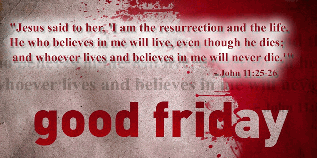 Good Friday Quotes From The Bible: 25 Adorable Good Friday Facebook Cover Pictures And Images