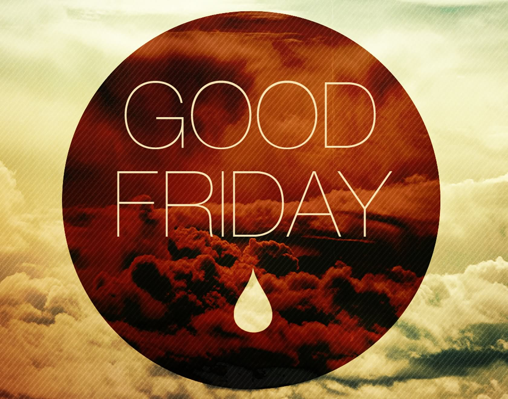Good Friday Greetings Image
