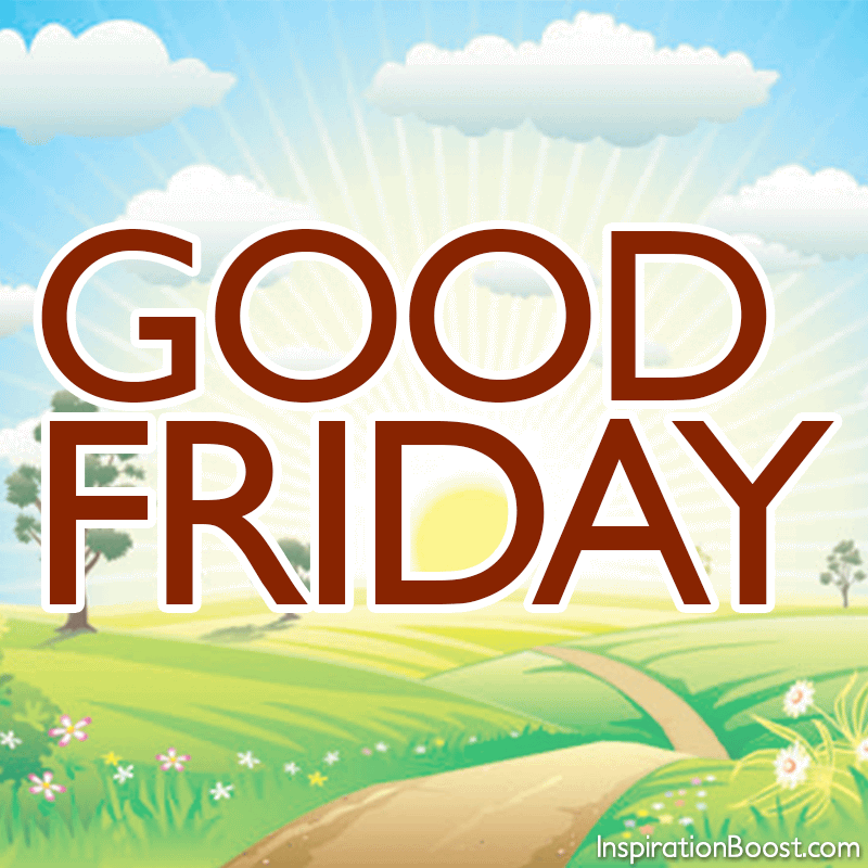 Good friday greetings m4hsunfo