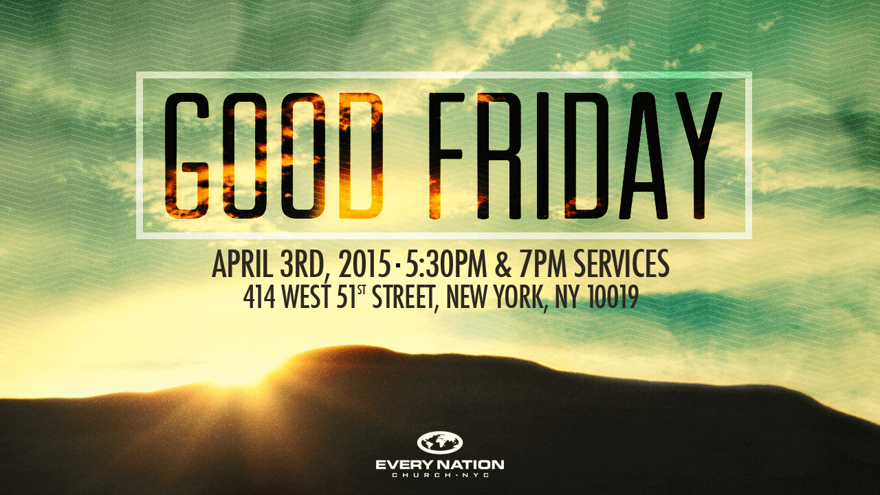 Good Friday Services Image