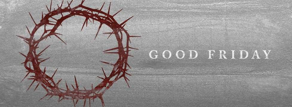 Good Friday Thorn Crown Facebook Cover Picture