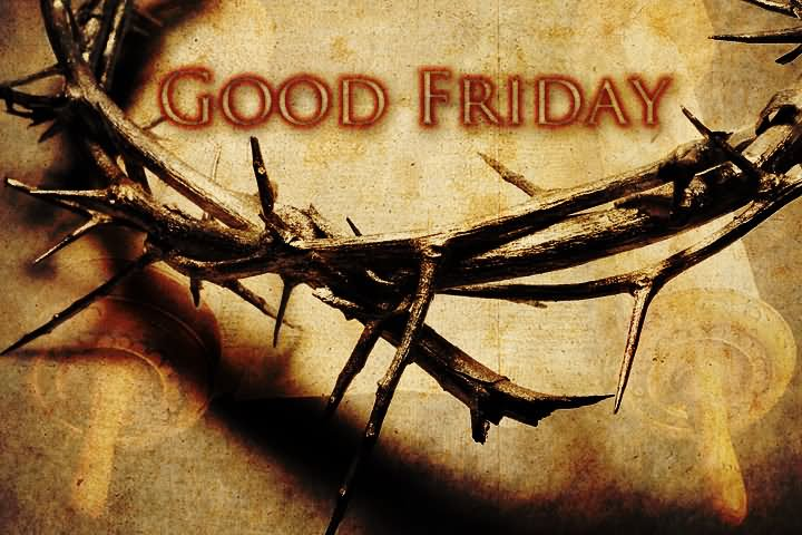Good Friday Thorn Crown