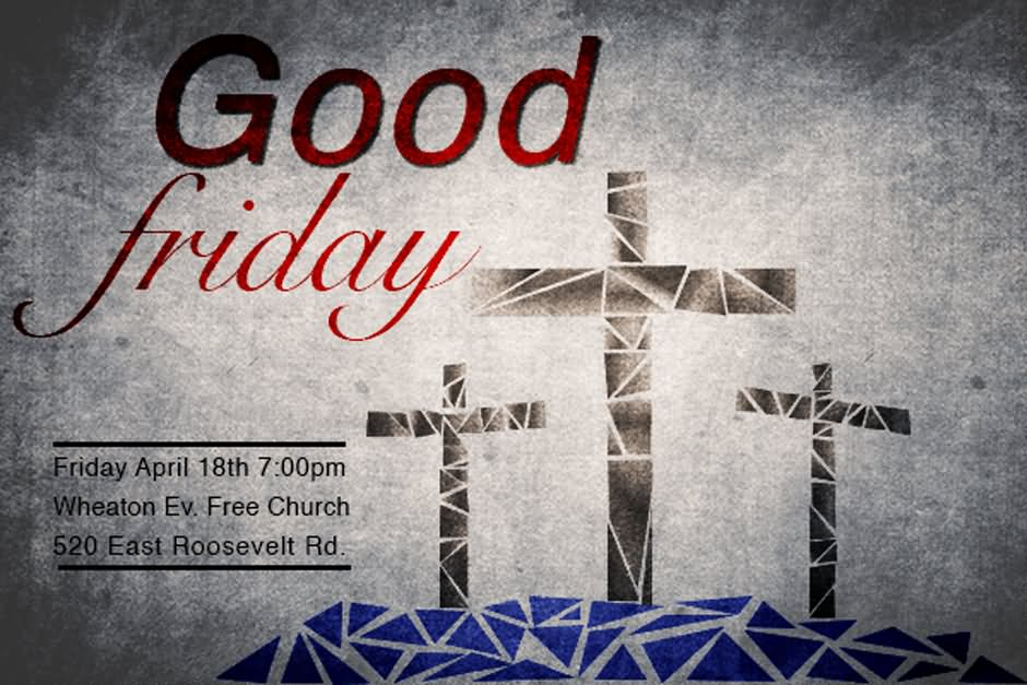 Good Friday Wishes Photo For Facebook