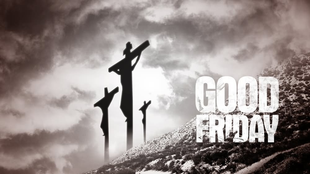 Good Friday Wishes Wallpaper