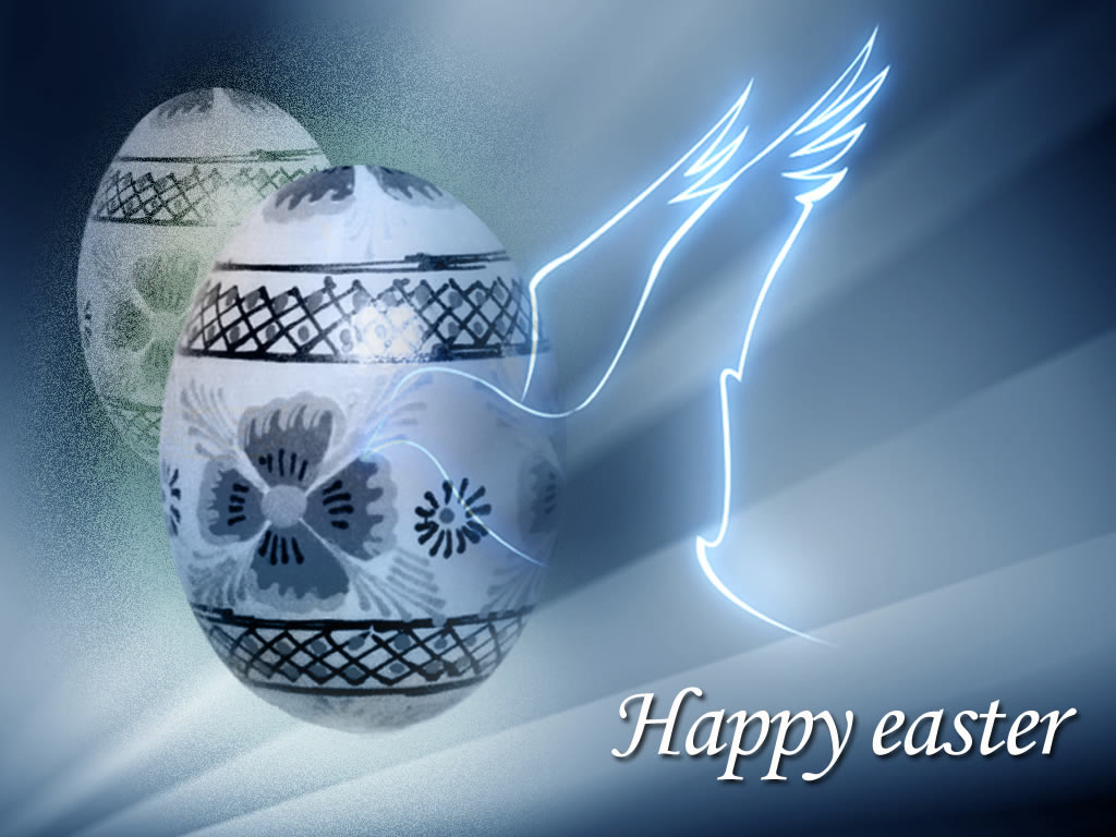 have an egg citing easter day