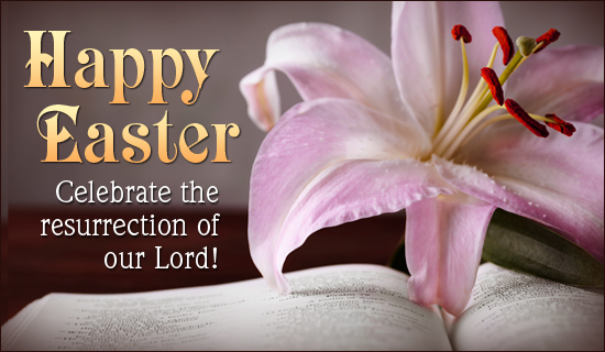Happy Easter Celebrate The Resurrection Of Our Lord
