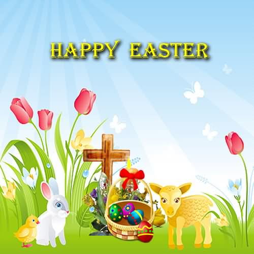 Happy Easter Greetings To You