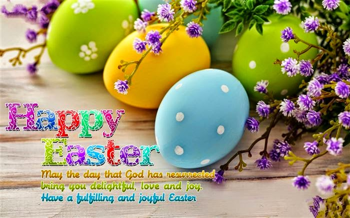 Happy Easter Have A Fulfilling And Joyful Easter